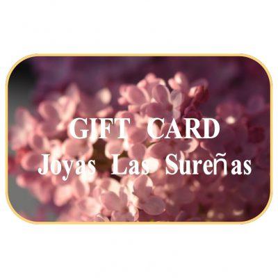 Gift Card / Tarjetas de Regalo